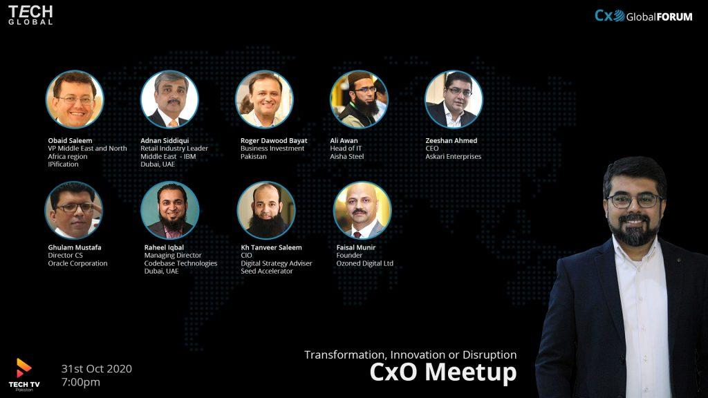 CxO Global Forum | Opportunities in Pakistan