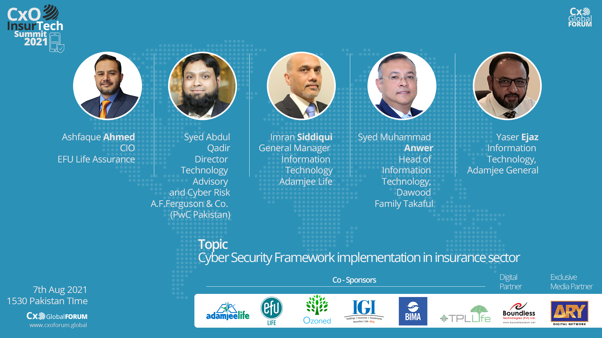 Cyber Security Framework implementation in insurance sector
