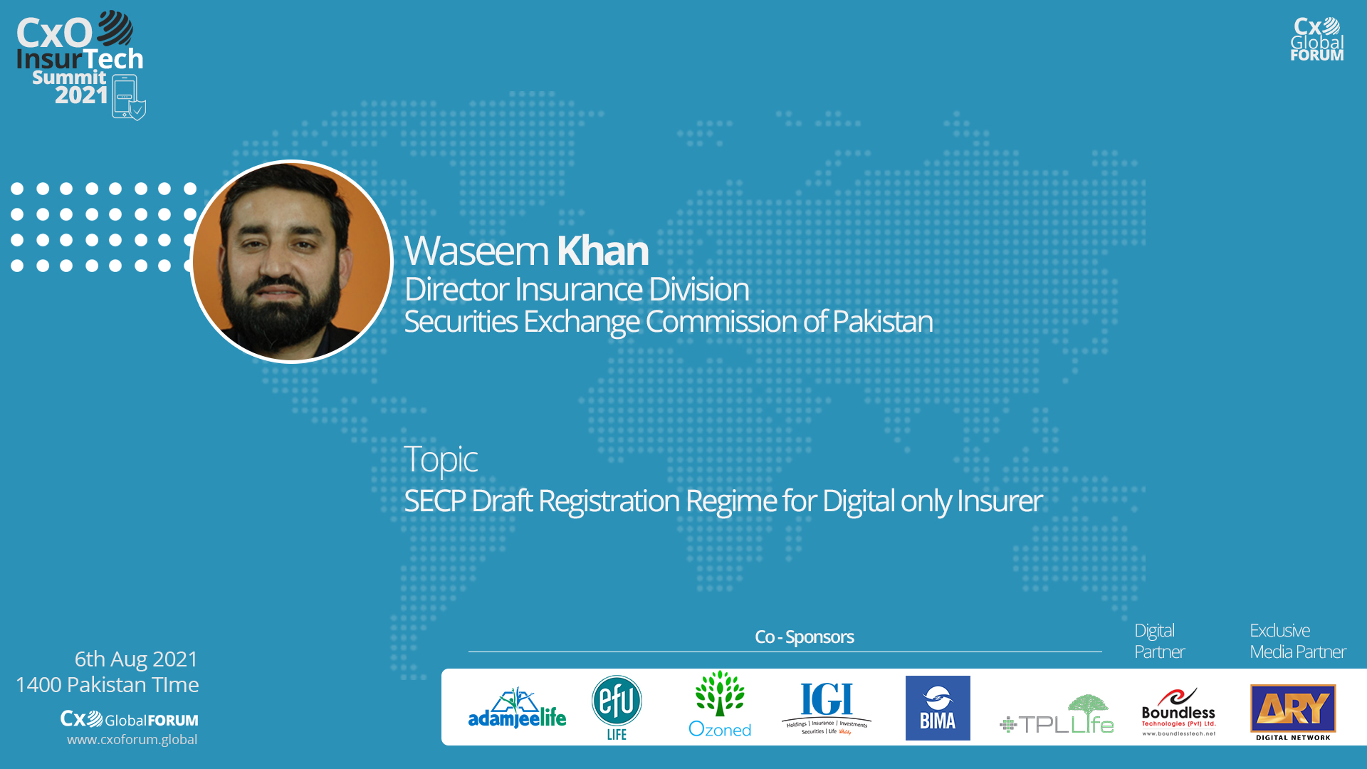 SECP Draft Registration Regime for Digital only Insurer