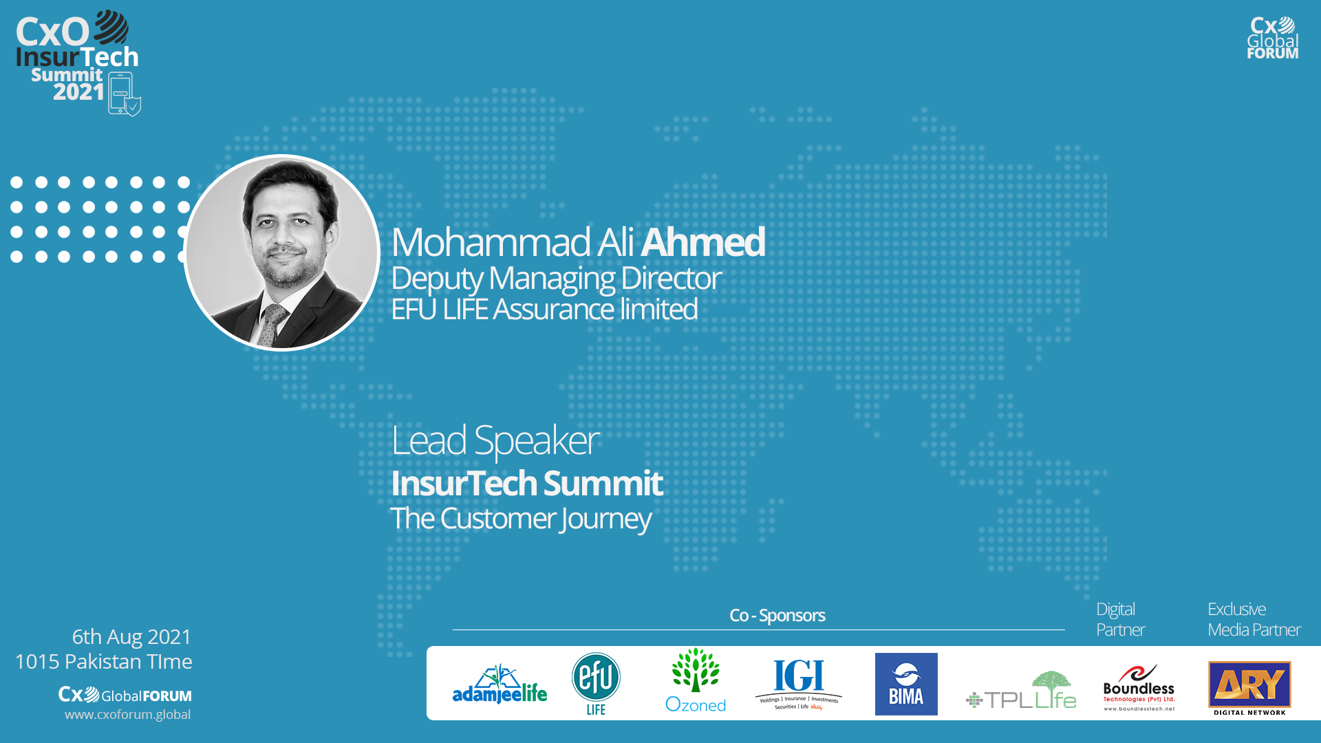 Session by Mohammed Ali Ahmed