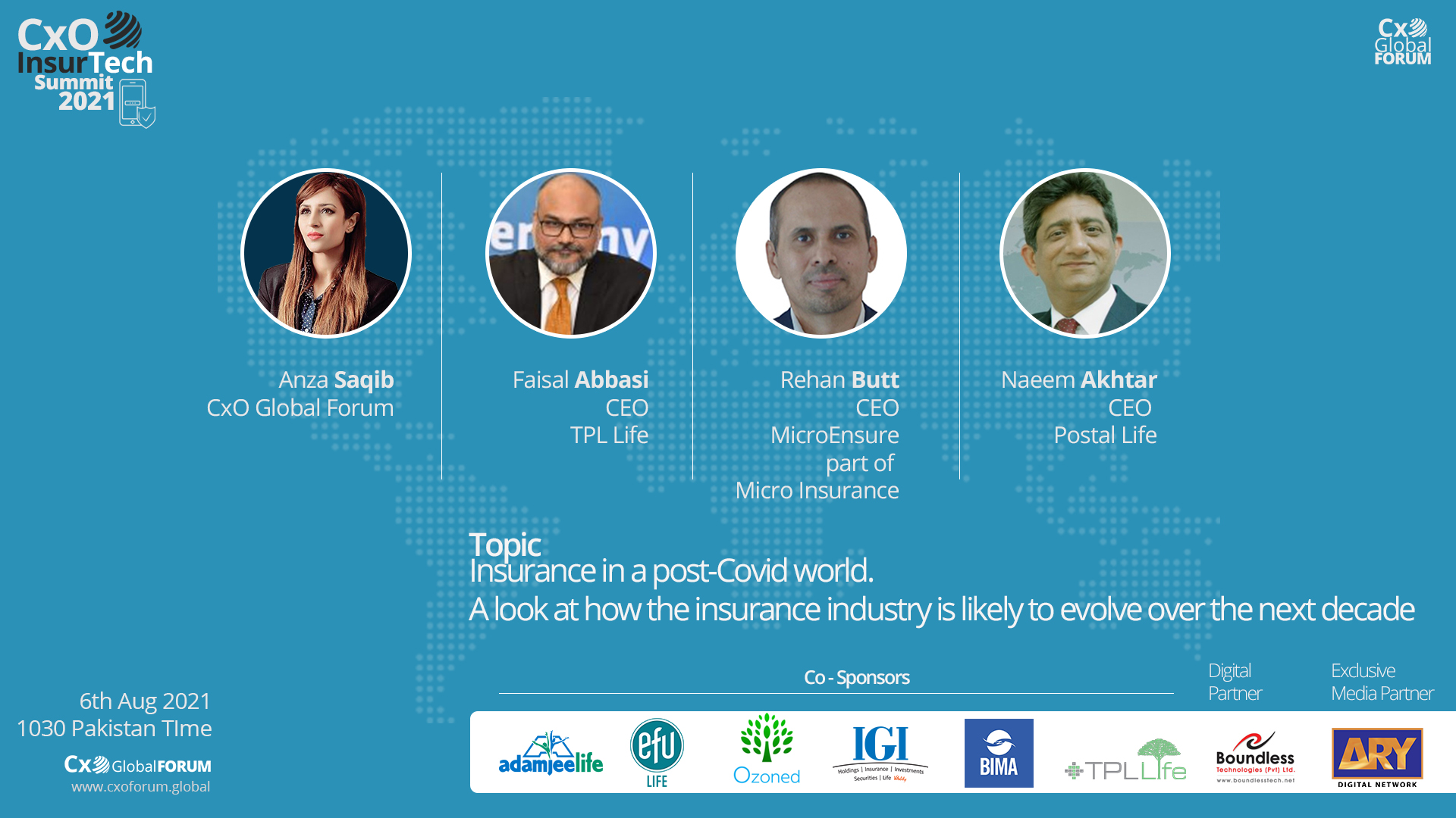 Insurance in a post-Covid world. A look at how the insurance industry is likely to evolve over the next decade